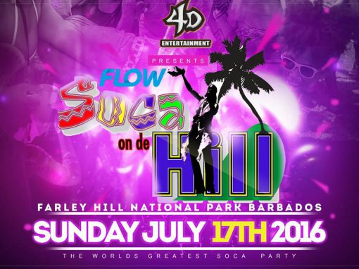 Soca On De Hill Highlights 2016