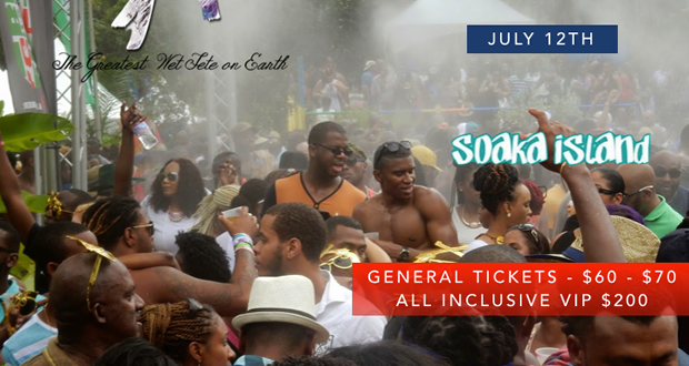 Soaka Fete Promo Video