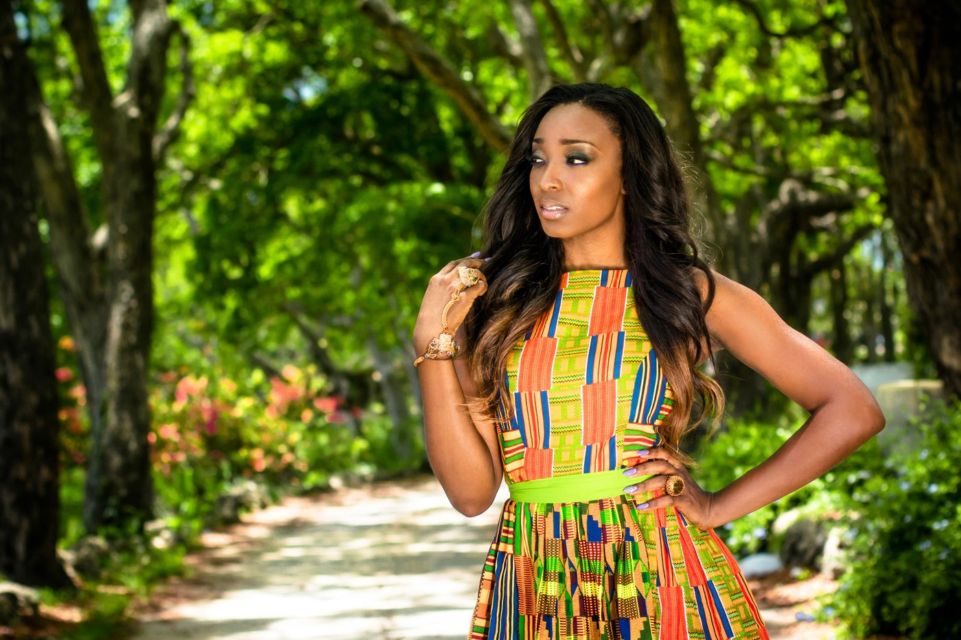 Beautiful Female Caribbean Singers - Including Rihanna and