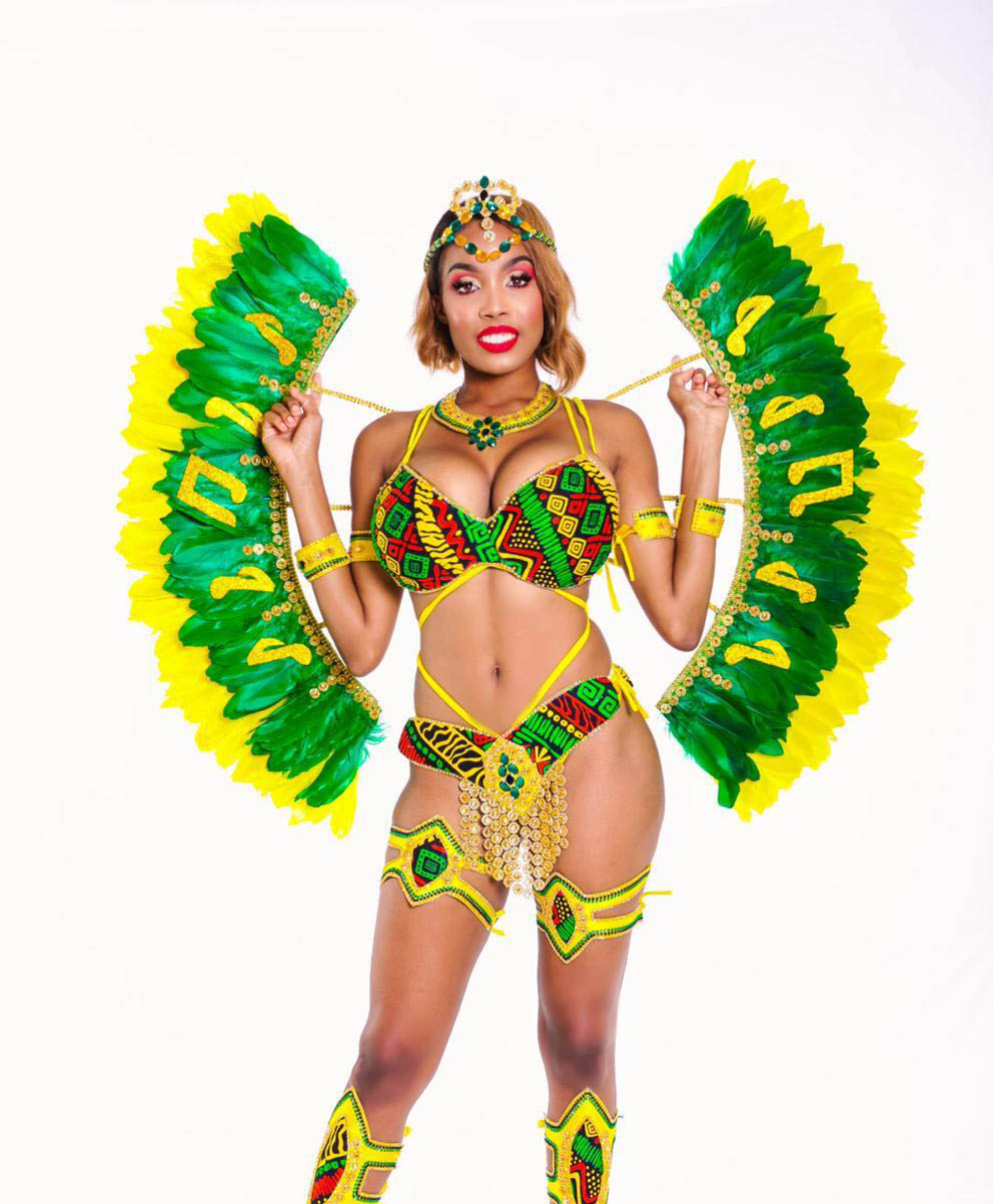 Carnival Costumes from Trinidad, Miami, Barbados and many more